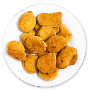 Chicken Nuggets / Croquettes de poulet